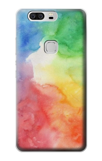 Printed Colorful Watercolor Huawei Ascend G6 Case