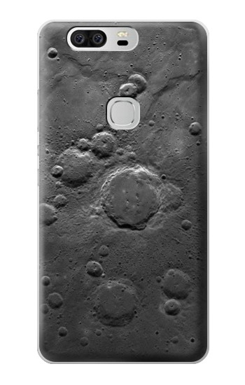 Printed Moon Surface Huawei Ascend G6 Case