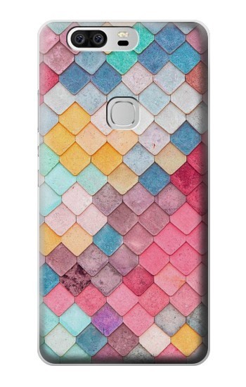 Printed Candy Minimal Pastel Colors Huawei Ascend G6 Case