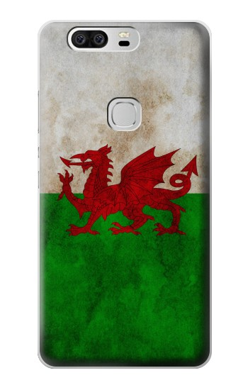 Printed Wales Red Dragon Flag Huawei Ascend G6 Case