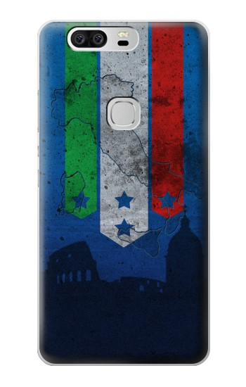 Printed Italy Football Flag Huawei Ascend G6 Case