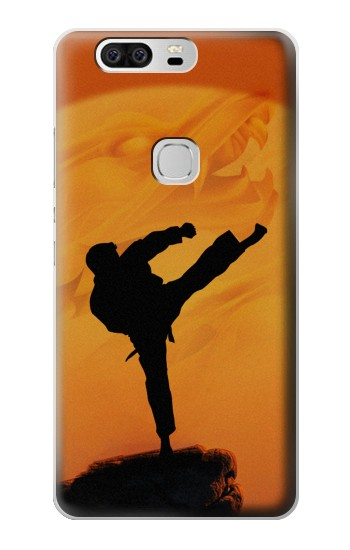 Printed Kung Fu Karate Fighter Huawei Ascend G6 Case