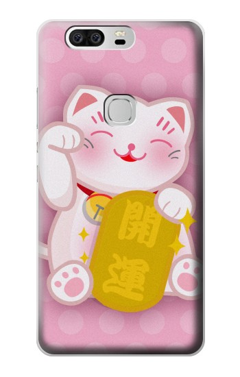 Printed Neko Lucky Cat Huawei Ascend G6 Case