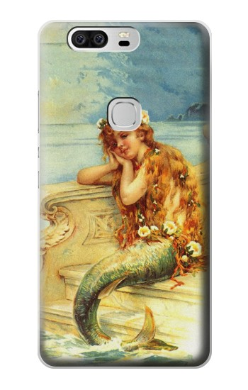 Printed Little Mermaid Painting Huawei Ascend G6 Case