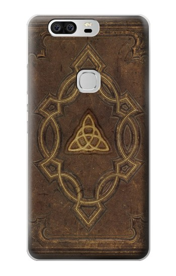 Printed Spell Book Cover Huawei Ascend G6 Case