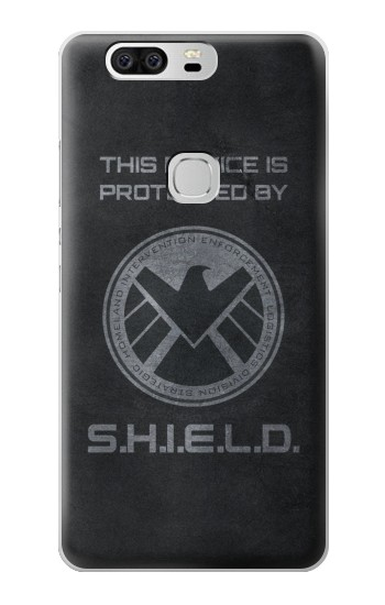 Printed This Device is Protected by Shield Huawei Ascend G6 Case