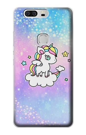 Printed Cute Unicorn Cartoon Huawei Ascend G6 Case