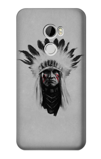 Printed Indian Chief HTC Desire 610 Case
