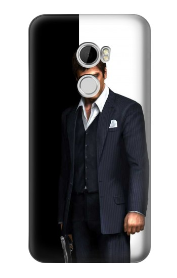 Printed Scarface HTC Desire 610 Case