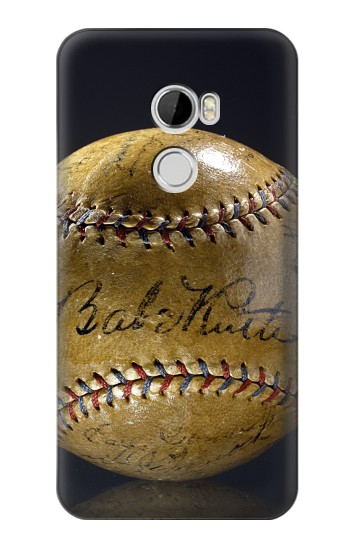 Printed Babe Ruth Baseball Autographed HTC Desire 610 Case