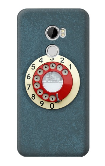 Printed Rotary Dial Telephone HTC Desire 610 Case