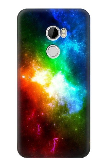 Printed Colorful Rainbow Space Galaxy HTC Desire 610 Case
