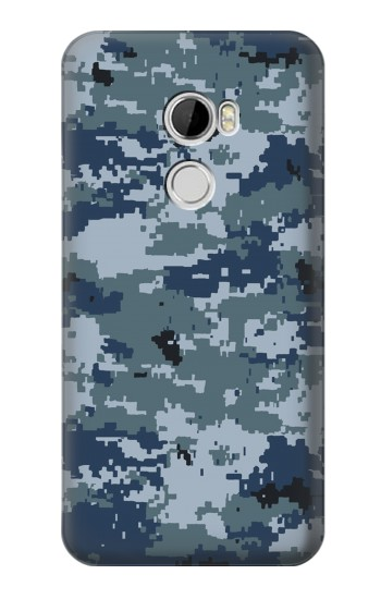 Printed Navy Camo Camouflage Graphic HTC Desire 610 Case