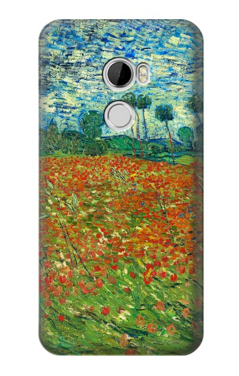 Printed Field Of Poppies Vincent Van Gogh HTC Desire 610 Case