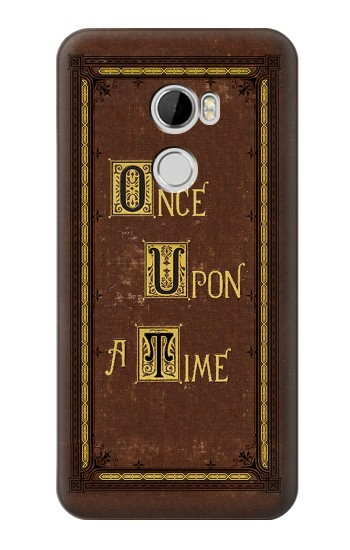 Printed Once Upon a Time Book Cover HTC Desire 610 Case