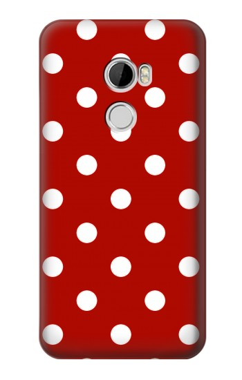 Printed Red Polka Dots HTC Desire 610 Case