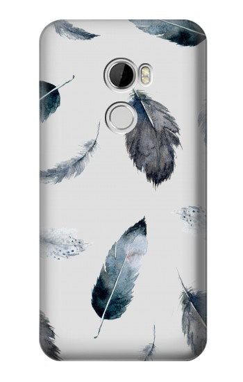 Printed Feather Paint Pattern HTC Desire 610 Case