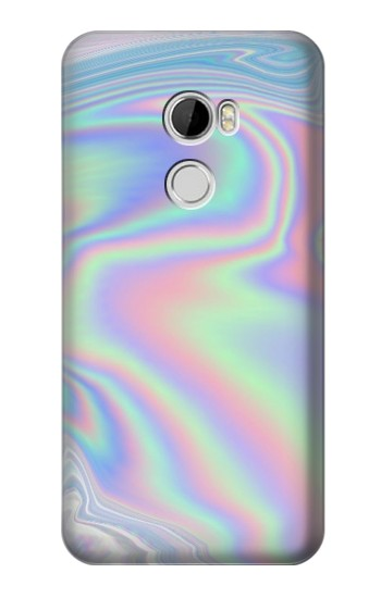 Printed Pastel Holographic Photo Printed HTC Desire 610 Case