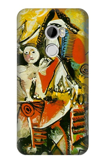 Printed Picasso Painting Cubism HTC Desire 610 Case