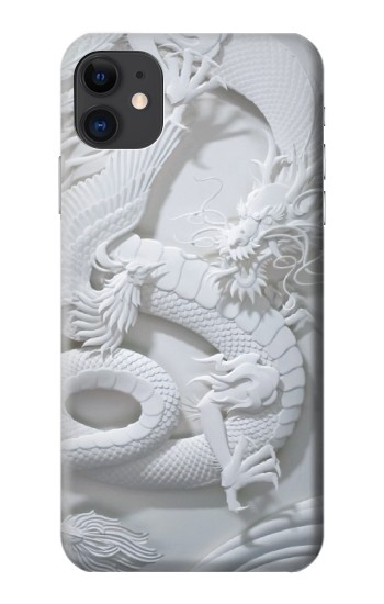 Printed Dragon Carving iPhone 11 Case
