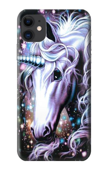 Printed Unicorn Horse iPhone 11 Case