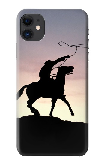 Printed Cowboy iPhone 11 Case