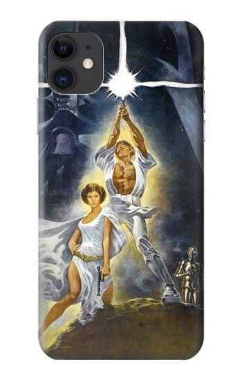 Printed New Hope iPhone 11 Case