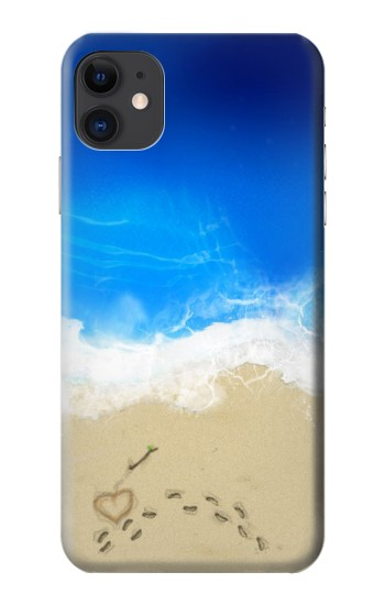 Printed Relax Beach iPhone 11 Case