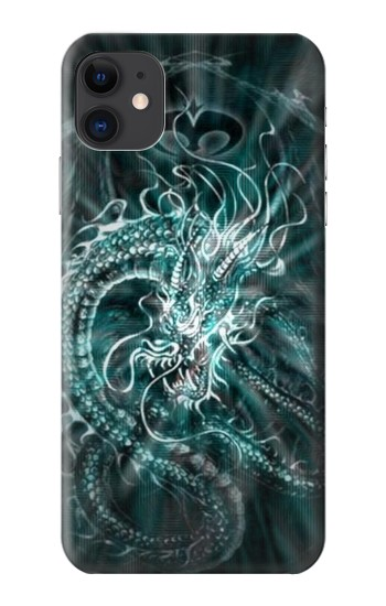 Printed Digital Chinese Dragon iPhone 11 Case