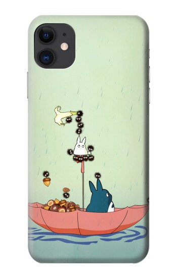 Printed My Neighbor Totoro iPhone 11 Case
