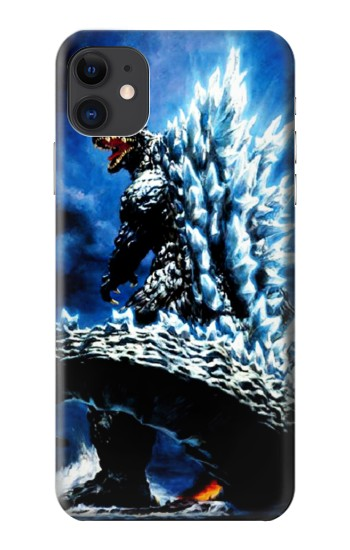 Printed Godzilla Giant Monster iPhone 11 Case