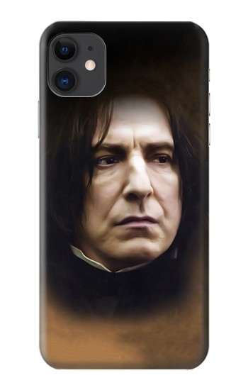 Printed Professor Snape Harry Potter iPhone 11 Case
