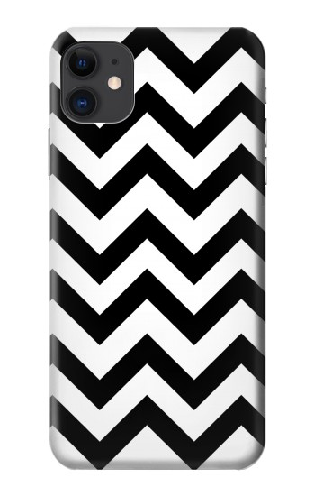 Printed Chevron Zigzag iPhone 11 Case