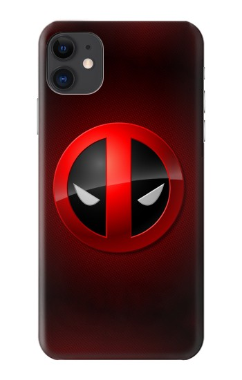 Printed Deadpool iPhone 11 Case