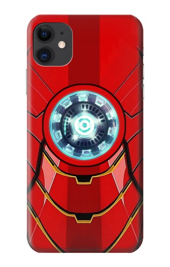 Printed Ironman Armor Arc Reactor Graphic Printed iPhone 11 Case