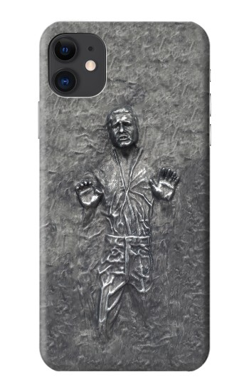 Printed Han Solo in Carbonite iPhone 11 Case