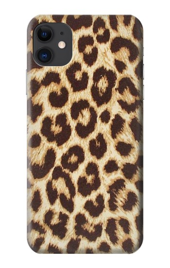 Printed Leopard Pattern Graphic Printed iPhone 11 Case