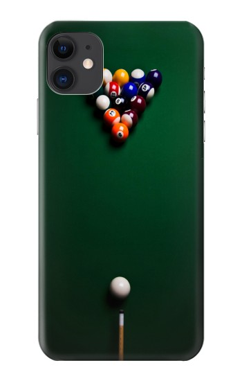 Printed Billiard Pool iPhone 11 Case