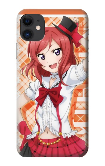 Printed Love Live Nishikino Maki iPhone 11 Case