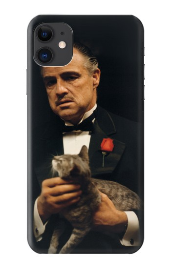 Printed Godfather iPhone 11 Case