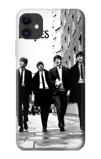 Printed The Beatles in London iPhone 11 Case