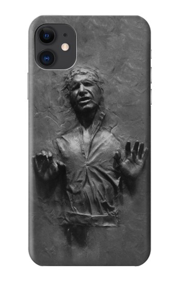 Printed Han Solo Frozen in Carbonite iPhone 11 Case