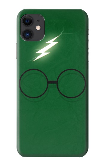 Printed Harry Potter Minimalist iPhone 11 Case