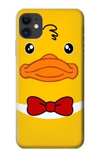 Printed Yellow Duck iPhone 11 Case
