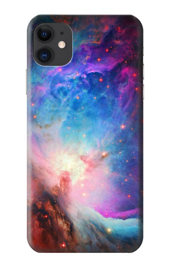 Printed Orion Nebula M42 iPhone 11 Case