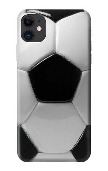 Printed Soccer Football Ball iPhone 11 Case