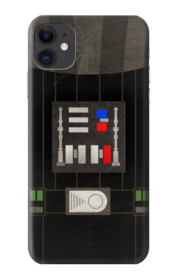 Printed Darth Vader Chest Plate iPhone 11 Case