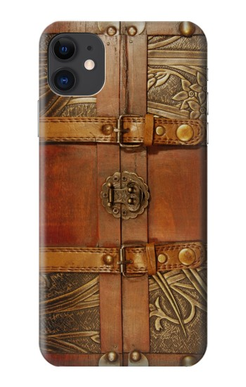 Printed Treasure Chest iPhone 11 Case