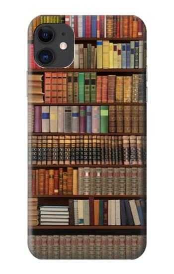 Printed Bookshelf iPhone 11 Case