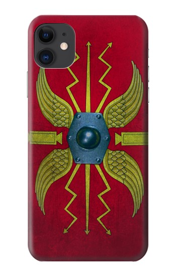 Printed Roman Shield Scutum iPhone 11 Case